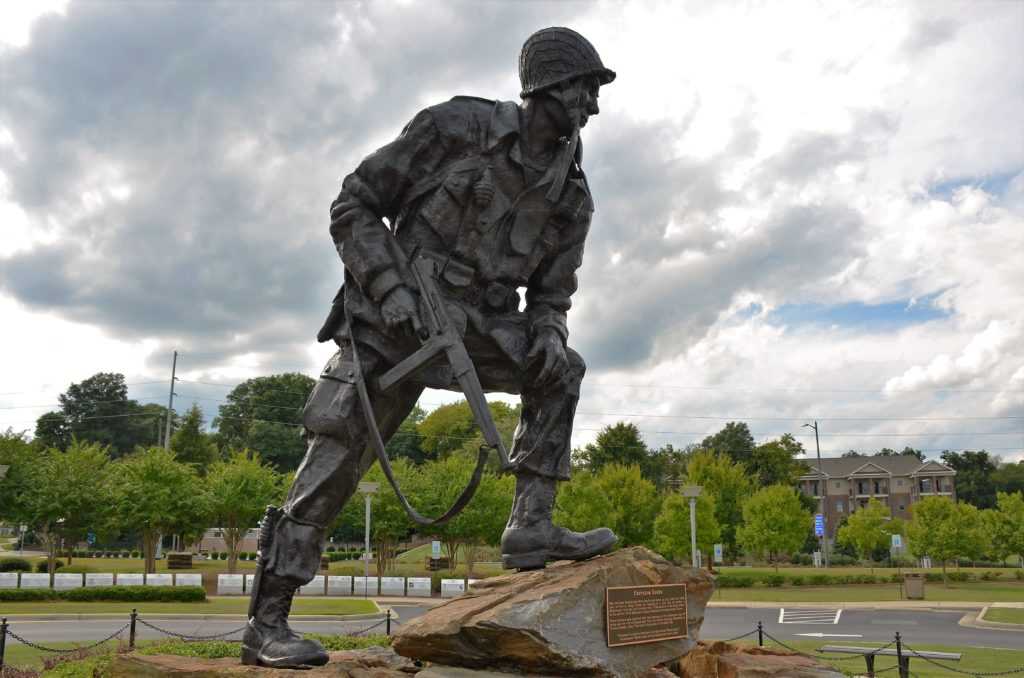 Iron Mike Fort Bragg Mascot Has Maryland Roots Apg News